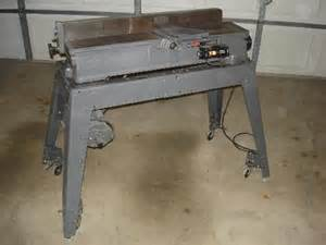 sears craftsman jointer/planer 21768 picture 1