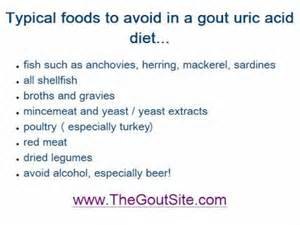 diet for uric acid picture 2