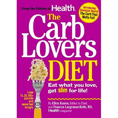 carb lover diet picture 1