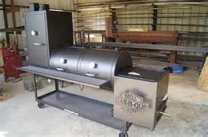 smoke stack bar-b-que picture 5