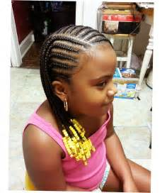 African american hair plat styles picture 3