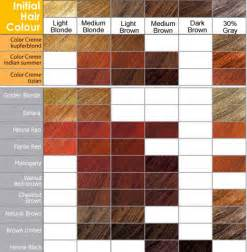 brown hair color charts picture 3