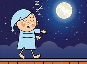 sleep walking picture 5