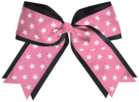 cheerleading hair bows picture 21