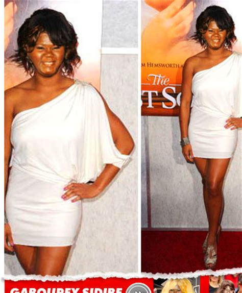 did precious lose weight pictures picture 6