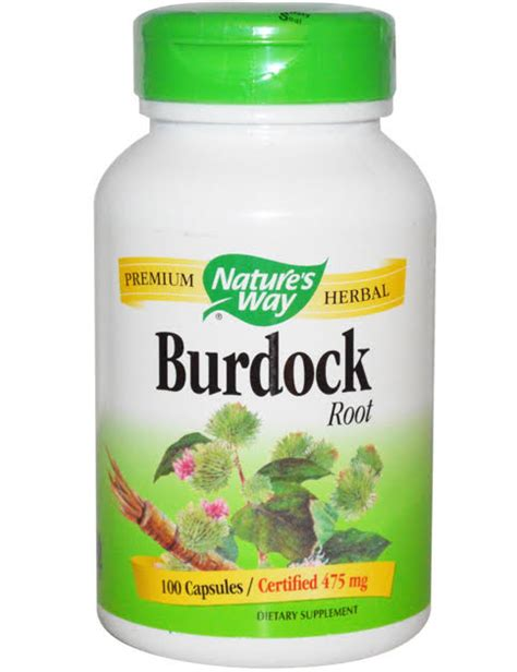 how to make burdock tea for garden use picture 11