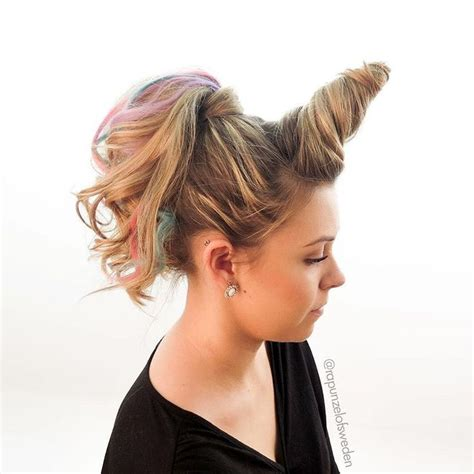 crazy hair styles picture 5