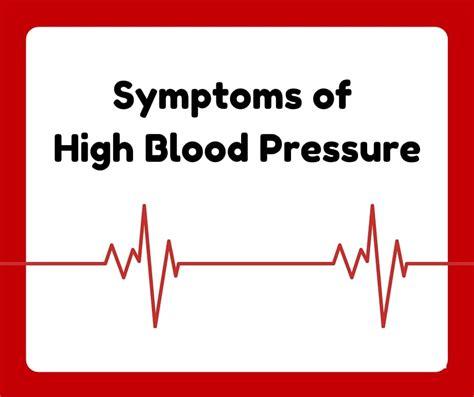 Symptoms of blood pressure picture 9