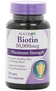 biotin dosage for hair growth picture 10