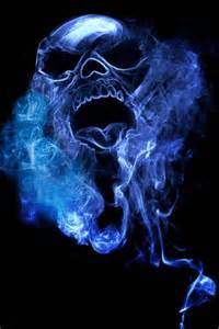 blue smoke picture 3