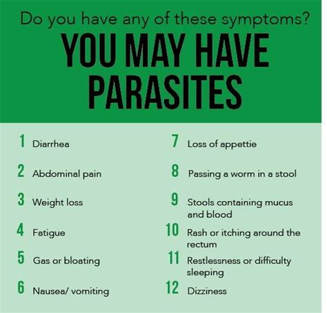 symptoms of intestinal parasites picture 6