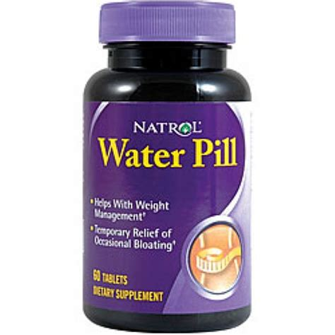 is weight loss from water pill permanent? picture 2