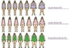 weight loss needed for mid section picture 2