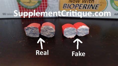 vigrx plus fake pills picture 1