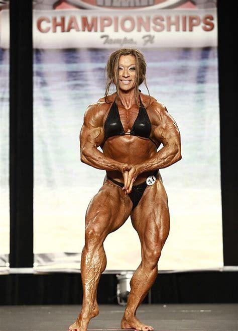 female bodybuilder collette guimond workouts picture 7
