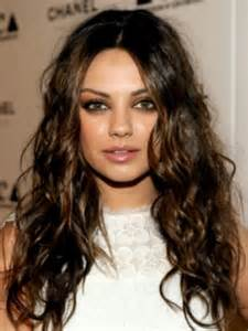 curly hair highlights picture 14