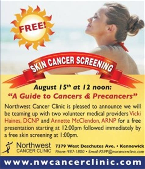 free skin cancer clinic in boise picture 2