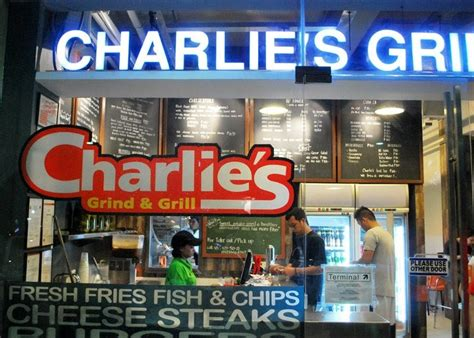 charlie's hamburger joint picture 1