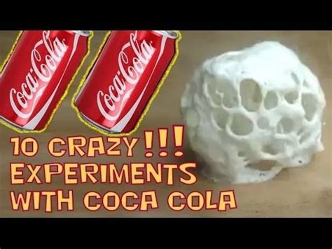 science priject with coca cola and h picture 5