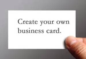 print your own business cards at home picture 1