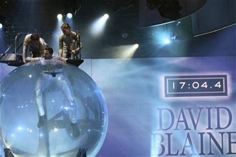 david blaine's weight loss for holding breath picture 4