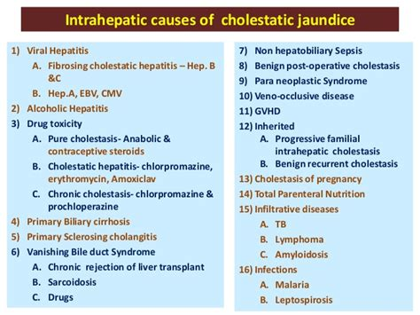 chronic liver disease - jaundice picture 3