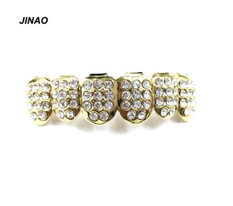 gold grilles and teeth wholesale picture 13