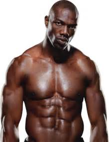black muscle abs picture 3
