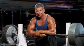 muscle fitness with vince mcmahon on the cover picture 3
