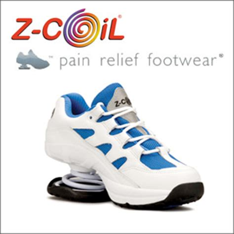 z coil pain relief footwear picture 1