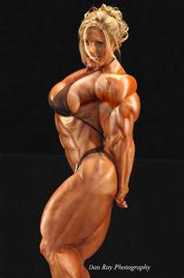 female muscle art & fantasy picture 14