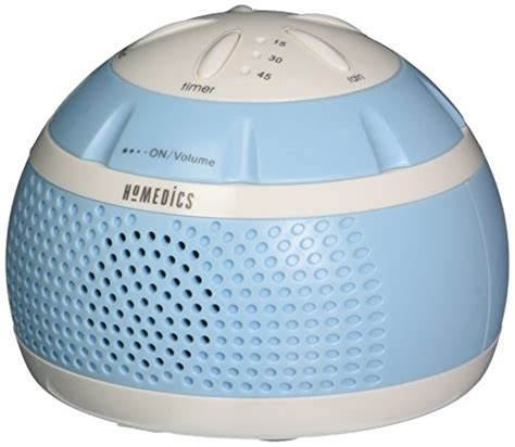 homedics sound spa white noise machine sleep therapy picture 5