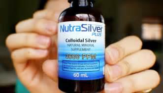 ionic colloidal silver skin care picture 1