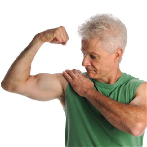 aging muscle lose picture 1
