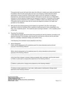 free forms to state joint custody picture 11