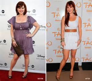 celebrities weight loss picture 9