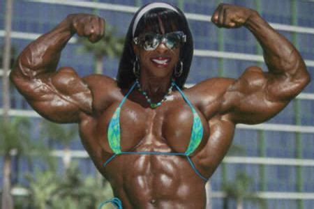 female extrem muscle picture 10