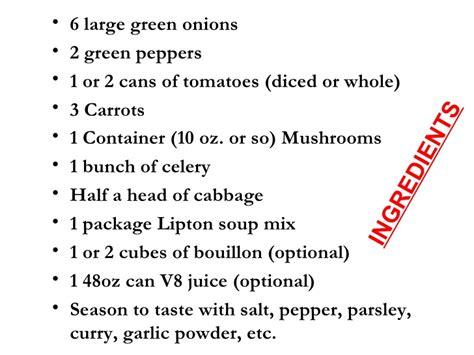 cabbage soup diet recepie picture 18