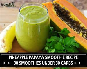 papaya smoothie recipes picture 6