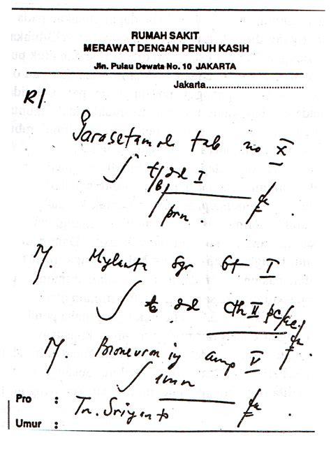 contoh penulisan resep dokter obat tramadol picture 2