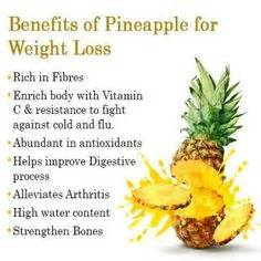 peneapple and weight loss picture 1