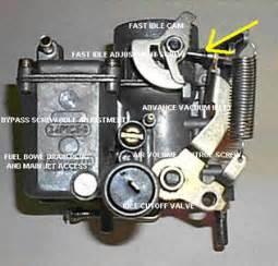 adjusting solex pdsit-2/3 carbs picture 7