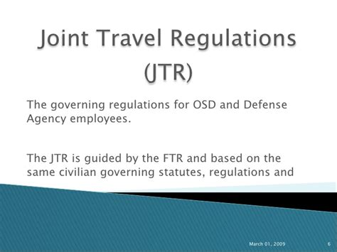 joint travel regulations picture 7