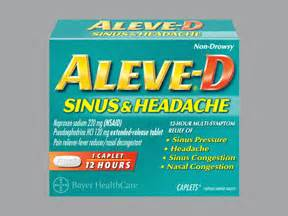 how to extract pseudoephedrine from aleve cs picture 1