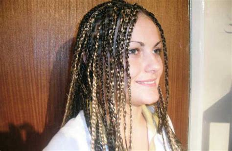 cork hair extensions for braids picture 7