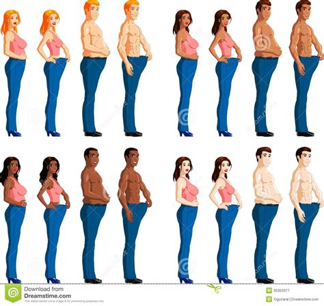 women weight loss vs men weight loss picture 6