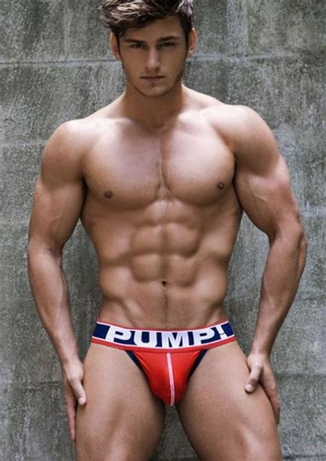 all hot handsome muscle man body and cock picture 4