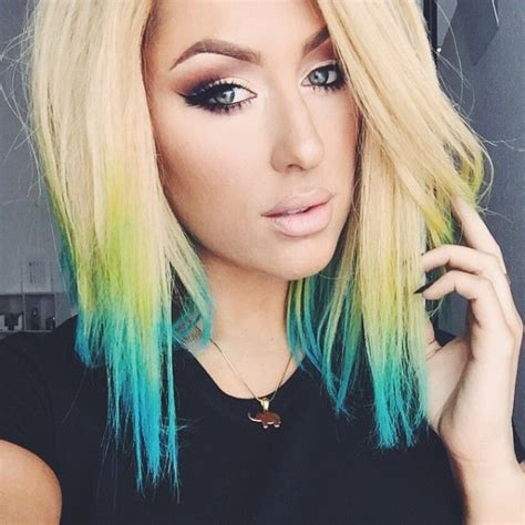 color hair green temporarially picture 14