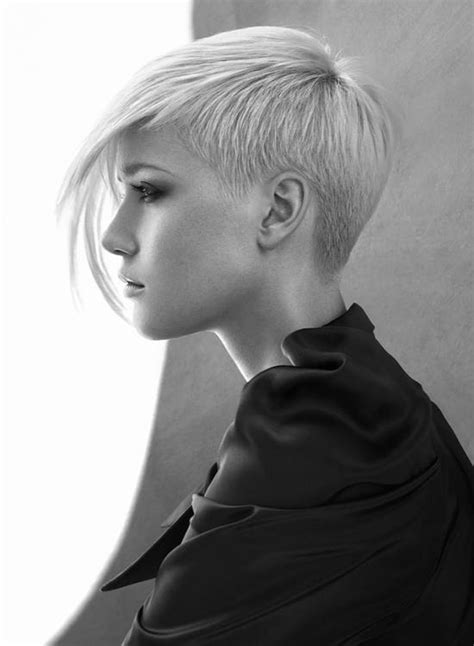 i need a book with pictures of short hair cuts picture 2