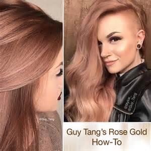 10 karat gold hair rinse picture 10